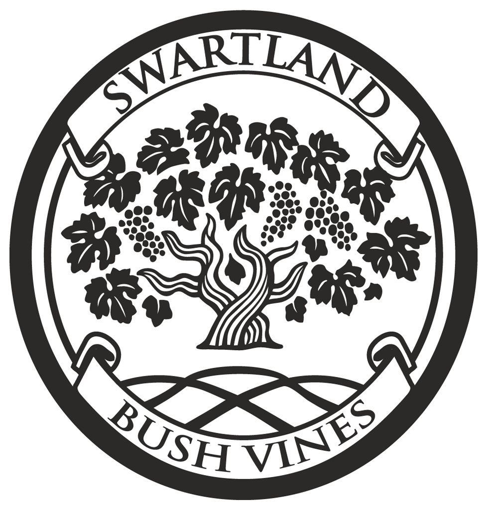 Swartland Winery Logo Stamp