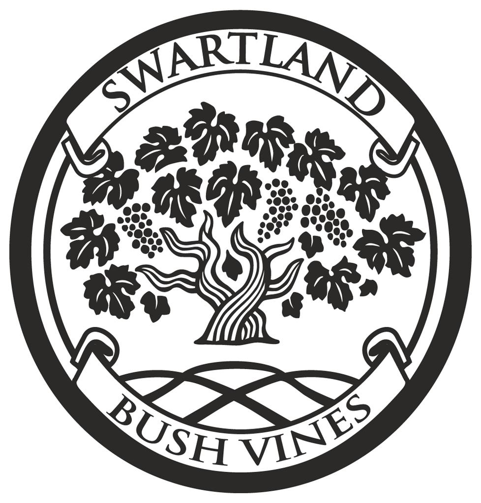 Swartland Winery Logo Stamp